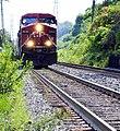 Canadian Pacific Railway train, Leaside, Ontario.jpg