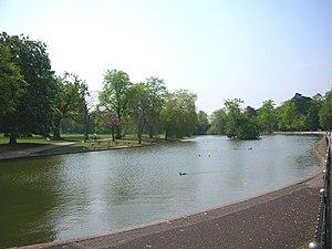 Cannon Hill Park - Image: Cannon Hill Park