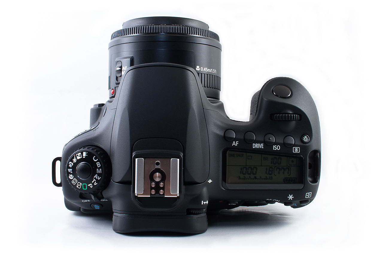 File:Canon 60D Top View jpg - Wikimedia Commons