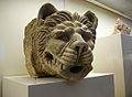 Cap de lleó - Museu Arqueològic d'Olímpia.JPG