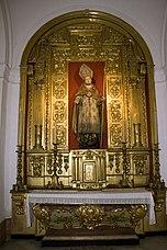 Capilla de San Eloy.