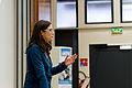 Capitole du libre 2012 - Adrienne Alix, Wikipedia, Wikimedia et apres-2.jpg