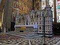 Cappella tornabuoni smn, altare maggiore 01.JPG