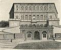 Caprarola facciata del Castello fortezza dei Farnese.jpg