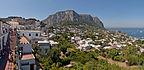 Włochy - Capri, Anacapri, Panorama