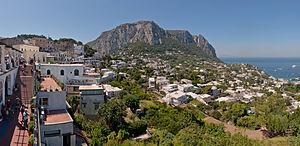 Capri Centre Belvedere
