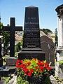 Carl von Hornbostel family grave, Vienna, 2017.jpg