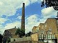 Carleton Mill chimney - geograph.org.uk - 473417.jpg