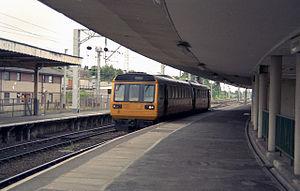 Carnforth railway station - Carnforth railway station