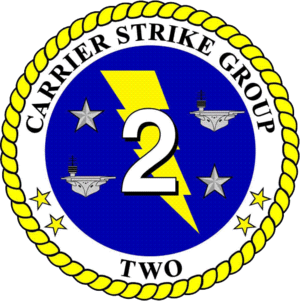 Carrier Strike Group 2 - Carrier Strike Group 2's emblem
