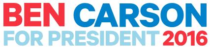 Carson for President 2016
