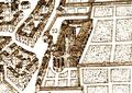 Carte Castres 1674 - couvent des cordeliers.png