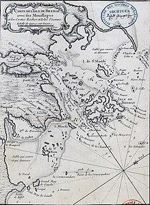 Carte Au Tresor Paimpol.Ile De Brehat Wikipedia