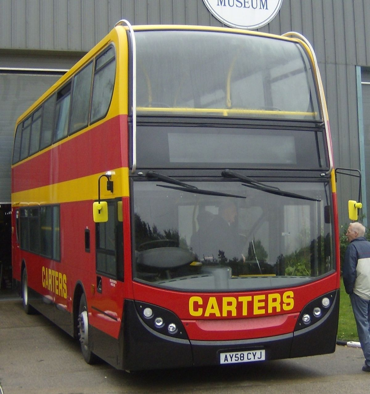 Carters Coach Services Wikipedia