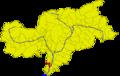 Cartina Comune BZ Termeno sulla strada del vino.png