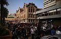 Casa central PUCV durante manifestaciones 2008.jpg