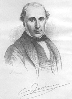 Casimir Davaine French physician