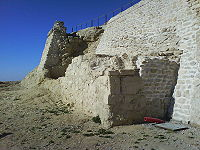 Überreste der Festung Medina-Sidonia. Quelle: https://es.wikipedia.org/wiki/Castillo_de_Medina-Sidonia