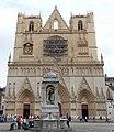 Cathédrale St Jean façade ouest Lyon 19.jpg