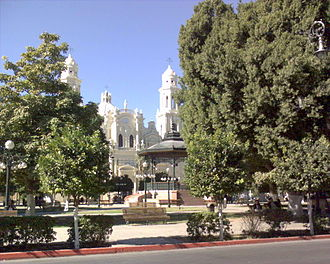 Hermosillo - Catedral de la Asunción, Hermosillo