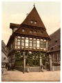 Cathedral, Hildesheim, Hanover, Germany-LCCN2002713743.tif