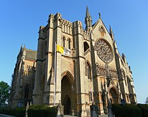 Cathedral of Our Lady and St Philip Howard, Arundel (NHLE Code 1248090).JPG