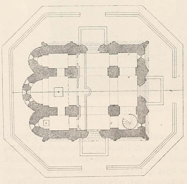Файл:Cathedral of Saint Demetrius in Vladimir (plan).jpg