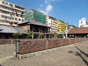 To Kwa Wan - 13 Streets Buildings near Cattle Depot Artist Village
