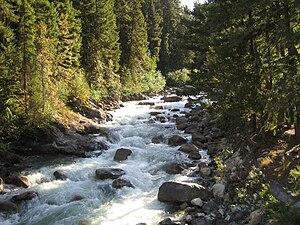 Cayoosh Creek - Cayoosh Creek