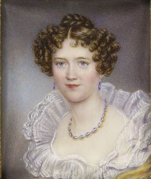 Cecilia Underwood, 1st Duchess of Inverness - Image: Cecilia Underwood duchess of Inverness