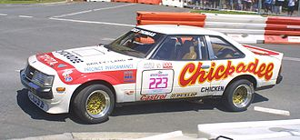 Group C (Australia) - A Group C Toyota Celica