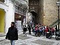 Cerca de Coimbra ou Muralhas de Coimbra designadamente o Arco de Almedina ou Arco Pequeno de Almedina 4.jpg