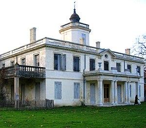 Audenge - Chateau of Certes
