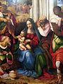 Cesare da sesto, adorazione dei magi, 1516-19, Q98, 07.JPG