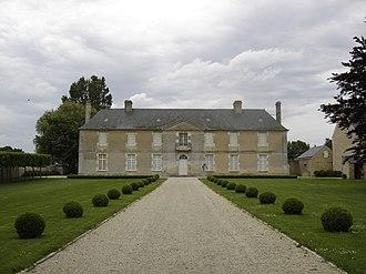 Bazenville - Image: Château de Bazenville