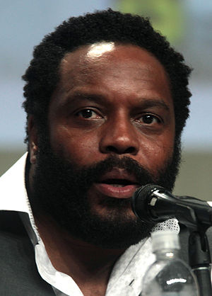 Chad Coleman - Coleman at the 2014 San Diego Comic-Con International