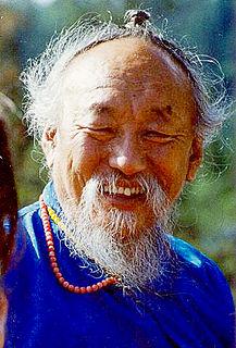 Chagdud Tulku Rinpoche