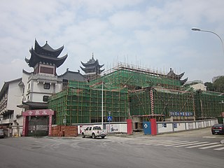 Yuquan Temple (Changsha)