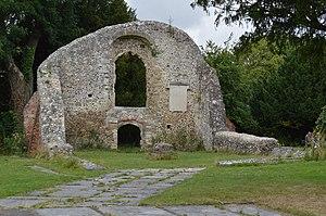 Grade II* listed buildings in Basingstoke and Deane - Image: Chapel of the Holy Ghost, Basingstoke