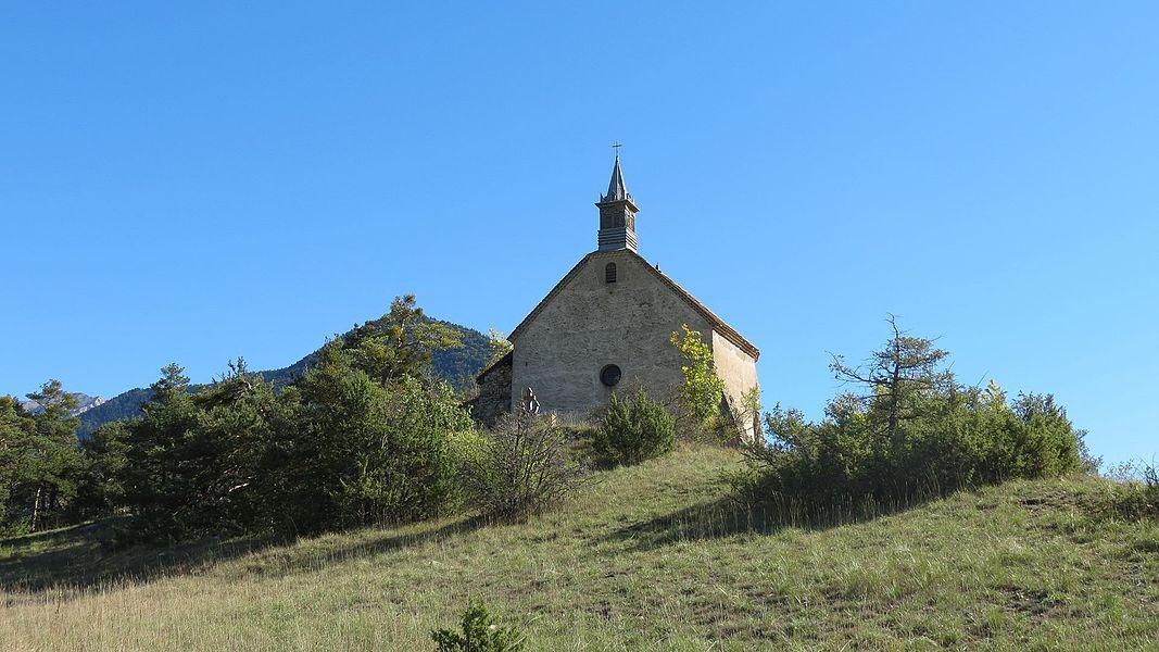 Chapelle Sainte-Philomène de Montmaur