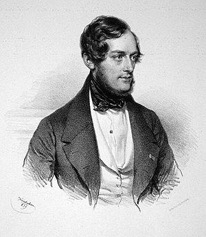 English: Charles Auguste de Bériot