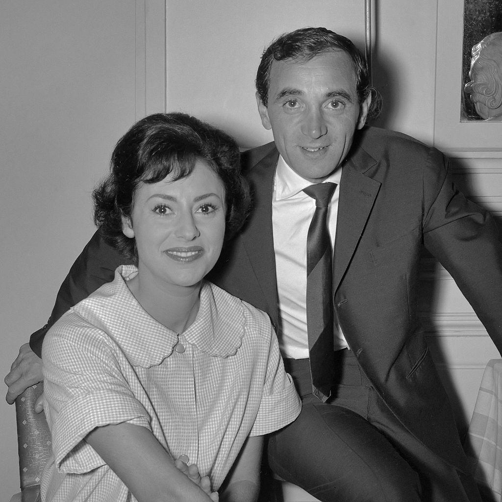 File:Charles Aznavour en Caterina Valente (1961).jpg - Wikimedia ...