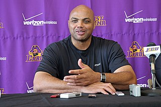 Charles Barkley American basketball player and analyst