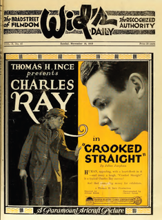 <i>Crooked Straight</i> 1919 film by Jerome Storm