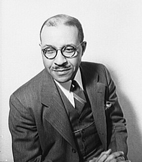 Charles S. Johnson Black intellectual and reformer