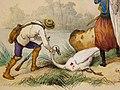 Chasse aux cygnes (Victor Adam) detail.jpg