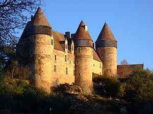 French Chateu Culan