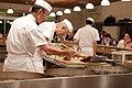 Chefs at work (8150562599).jpg