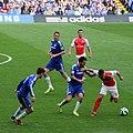 Chelsea 2 Arsenal 0 (15272503169).jpg