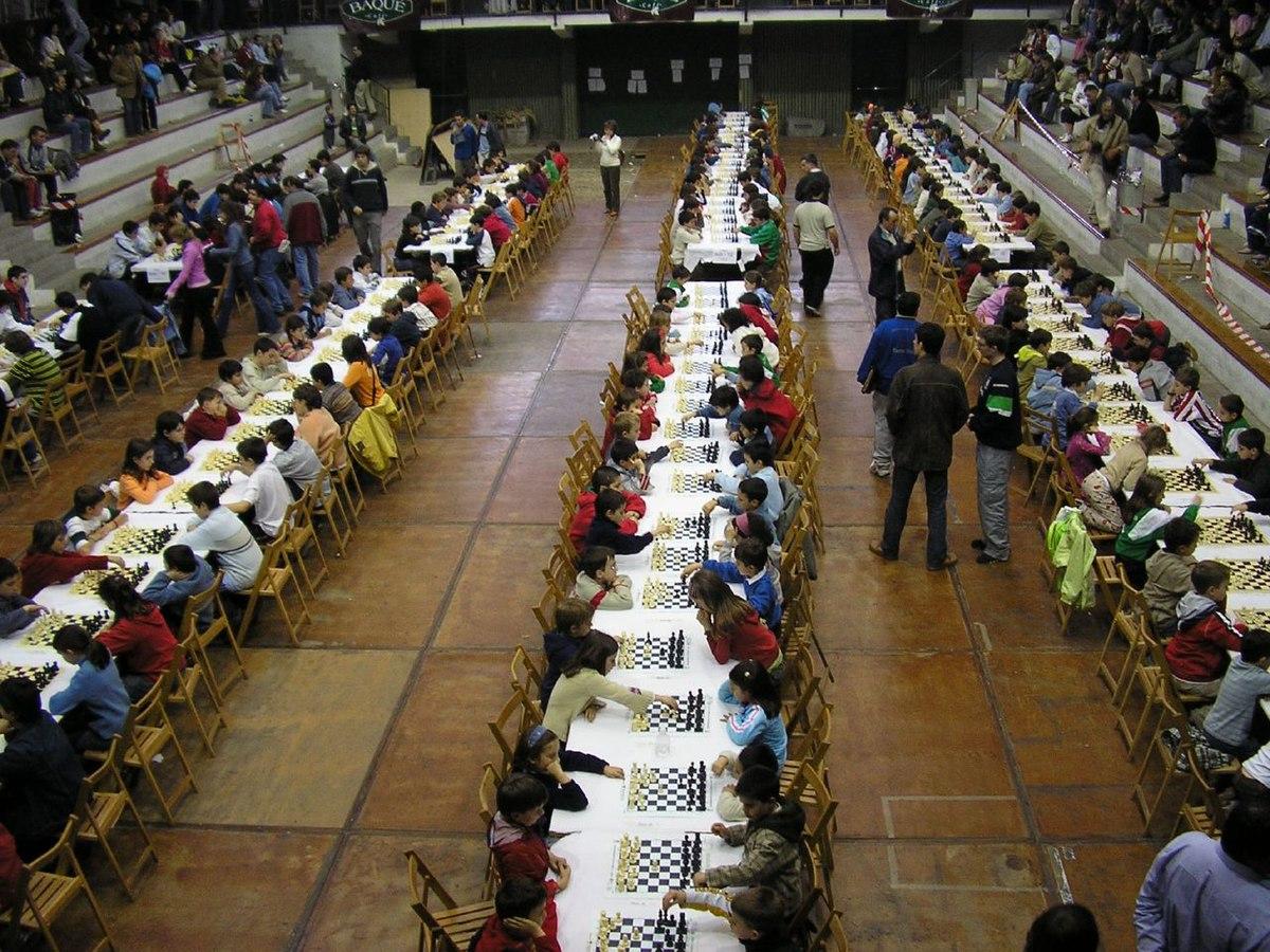 Šachový turnaj – Wikipedie